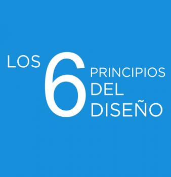 Los 6 principios básicos del diseño